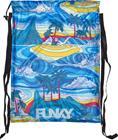 Funky Trunks Mesh Gear Bag, summer bay