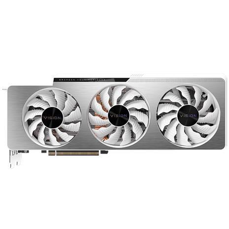 Gigabyte GeForce RTX 3090 Vision OC 24 GB, PCI-E, näytönohjain