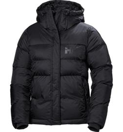 Helly Hansen W STELLAR PUFFY JKT BLACK