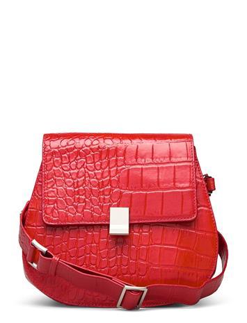 Adax Teramo Shoulder Bag Marie Bags Small Shoulder Bags - Crossbody Bags Punainen Adax SCARLET