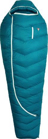 Grüezi-Bag Biopod DownWool Subzero 175 Sleeping Bag, autumn blue