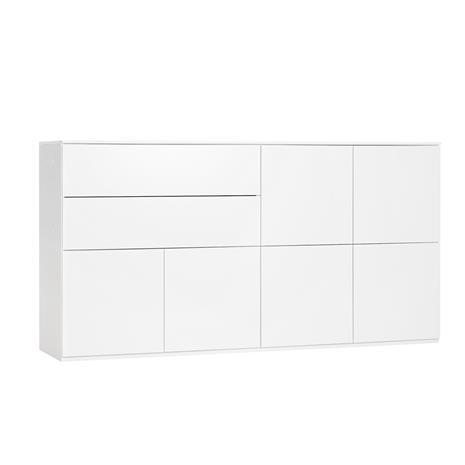 Fuuga Lipasto / Kaapisto 192cm, 2 laatikolla ja 6 ovella