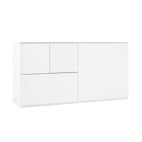 Fuuga Senkki 128cm, 3 laatikolla ja 1 isolla ovella