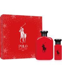 Ralph Lauren Polo Red Set, EdT 125ml + 30ml