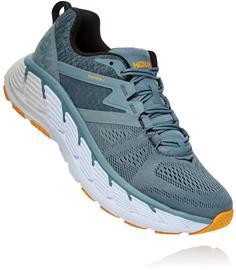 Hoka One One Gaviota 2 Wide Running Shoes Men, lead/anthracite