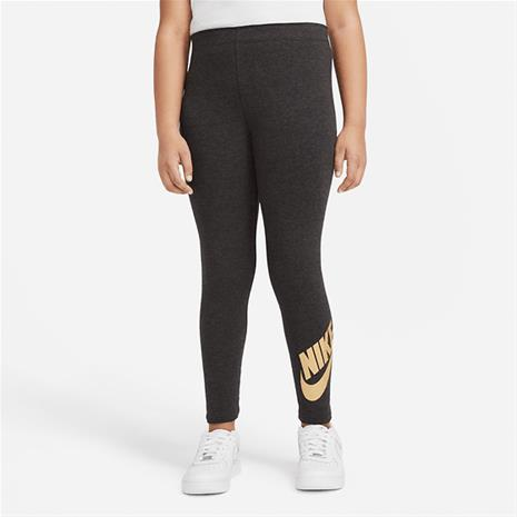 Nike G NSW FAVORITES SHINE LGGNG PR BLACK HEATHER/META