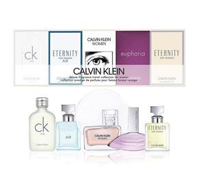 Calvin Klein Deluxe Fragrance Collection For Women EDP lahjapakkaus naiselle