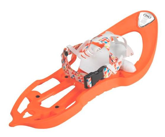 TSL 302 Rookie Spicy lasten lumikengät, oranssi