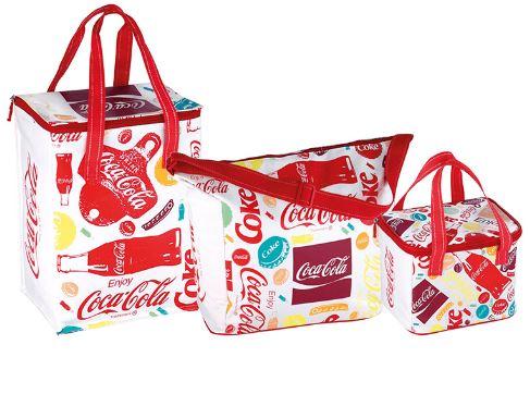 Ezetil Coca-Cola Fun kylmälaukku 5L