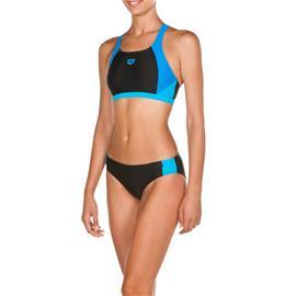 Arena Ren 2os Naisten Bikinit, musta/sininen