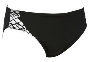 Arena Slipstream miesten uimahousut, musta