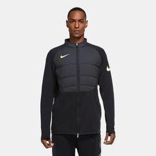 Nike Treenitakki Therma Padded Strike - Musta/Neon