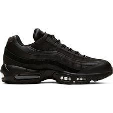 Nike Air Max 95 Essential - Musta/Harmaa