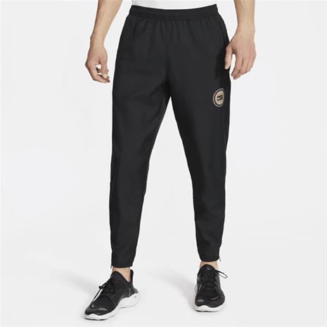 Nike M NK WR ESSENTIAL PANT BLACK/PARTICLE GRE