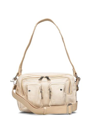 Nunoo Ellie Bags Small Shoulder Bags - Crossbody Bags Valkoinen Nunoo WHITE