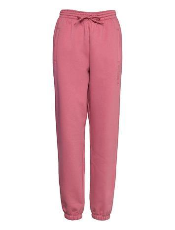 adidas Originals Cuffed Pant Sport Pants Vaaleanpunainen Adidas Originals TRAMAR