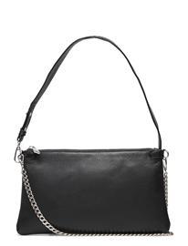 Becksöndergaard Waxy Lurka Bag Bags Small Shoulder Bags - Crossbody Bags Musta Becksöndergaard BLACK