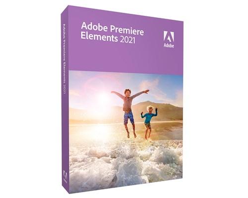 Adobe Photoshop Elements 2021 (Win/Mac, englanti), ohjelmisto