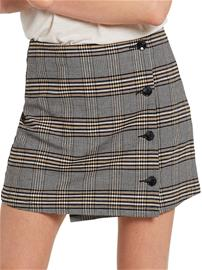 Volcom Frochickie Skirt vintage gold Naiset