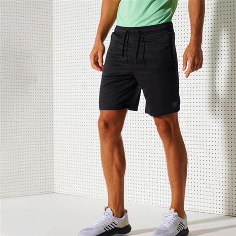 Training Relaxed Shorts, Black