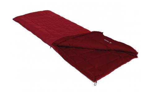 Vaude Navajo 900 SYN Punainen 3-vuodenajan makuupussi