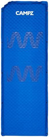CAMPZ Self-Inflating Mat 5.0, blue
