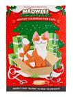 Meowee! Kissan joulukalenteri kissanminttuherkuilla