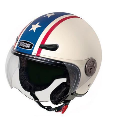 Nutcase Americana moottoripyöräkypärä Koko M (57-58cm.)
