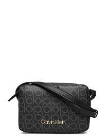Calvin Klein Ck Must F19 Camerabag Mono Bags Small Shoulder Bags - Crossbody Bags Musta Calvin Klein BLACK MONO