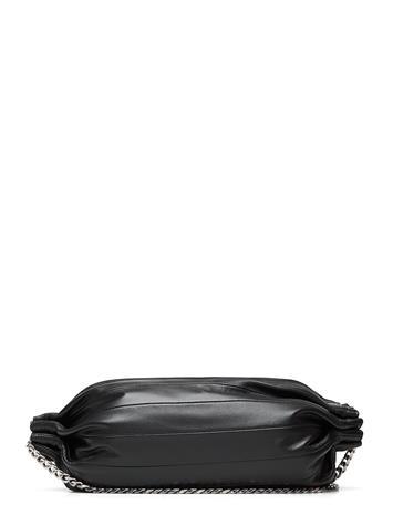 Marimekko Karla Chain Shoulder Bag Bags Clutches Musta Marimekko BLACK