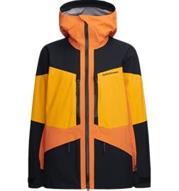 Peak Performance M GRAVITY JACKET ORANGE ALTITUDE
