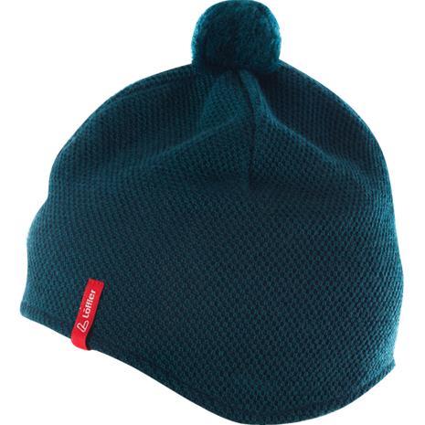 Löffler Knitted Bobble Hat