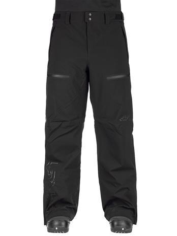 Oakley Tnp Lined Shell Pants blackout Miehet