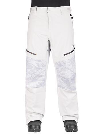 Oakley Stretchy Softshell Pants lunar rock Miehet