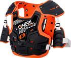 O'Neal PXR Stone Shield Rintasuoja Miehet, black/orange