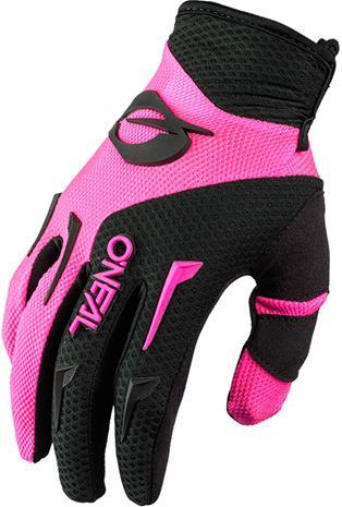 O'Neal Element Gloves Women, black/pink