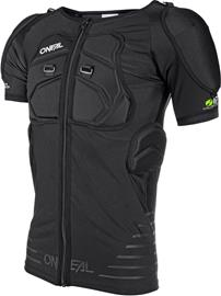 O'Neal STV Short Sleeve Protector Shirt, black
