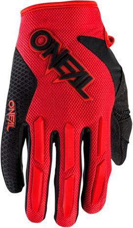 O'Neal Element Gloves Men, red/black