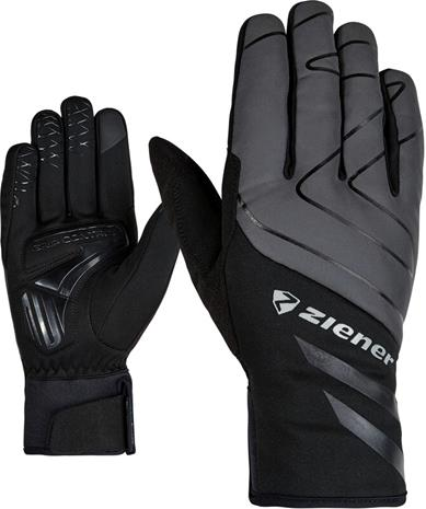 Ziener Daly AS Touch Bike Gloves, black