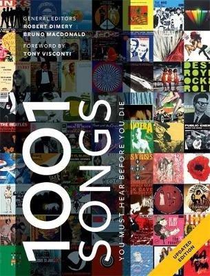 1001 Songs (Robert Dimery), kirja