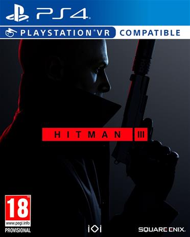 Hitman 3 (III), PS4-peli