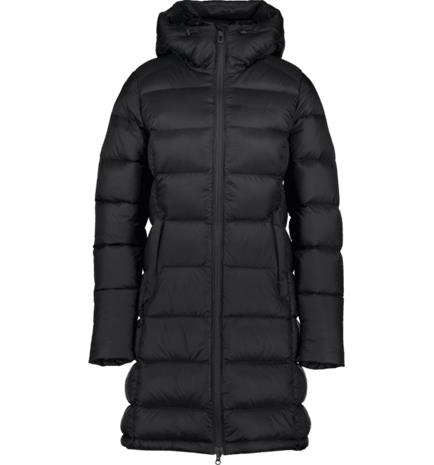 Everest W EXPEDITION DOWN COAT BLACK