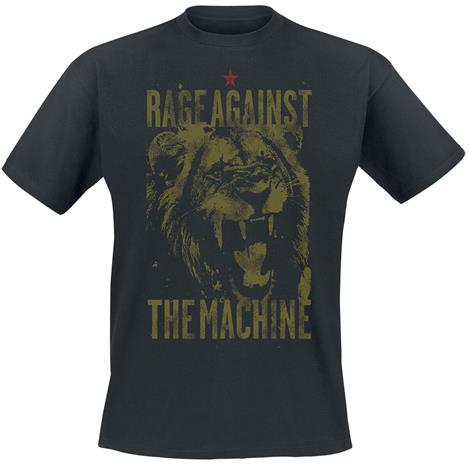 Rage Against The Machine - Pride - T-paita - Miehet - Musta
