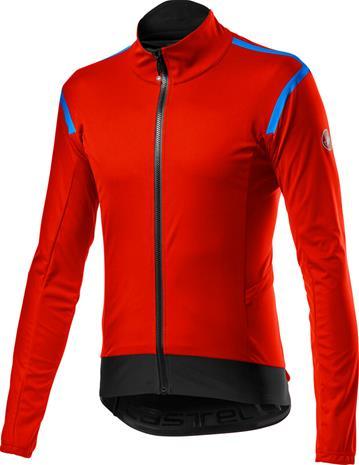 Castelli Alpha RoS 2 Light Jacket Men, fiery red