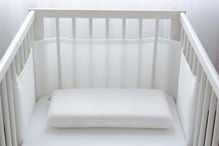 Babymatex Reunapehmuste Pinnasänkyyn 180x30