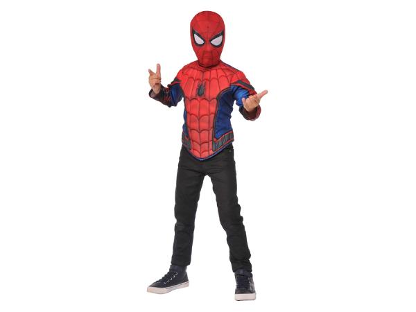 Spiderman muskelisetti