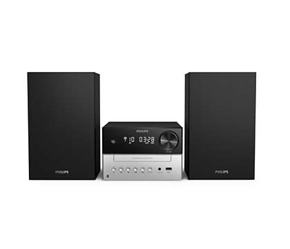 Philips TAM3205/12, Mikromusiikkijärjestelmä