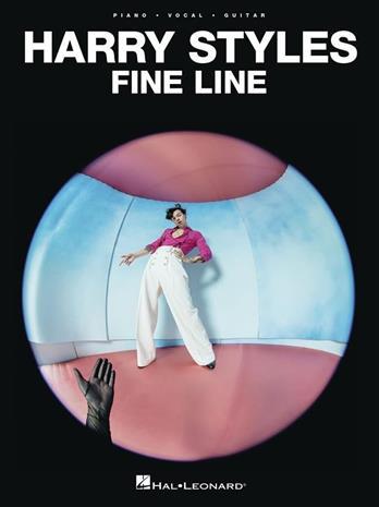 Harry Styles - Fine Line (Harry Styles), kirja