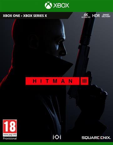 Hitman 3 (III), Xbox One -peli