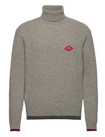Makia Normark Knit Knitwear Turtlenecks Harmaa Makia GREY